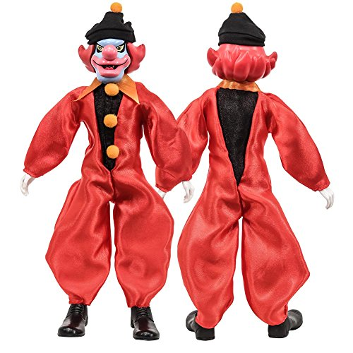 nch Action Figures Series One: Ghost Clown [Loose in Factory Bag] ()