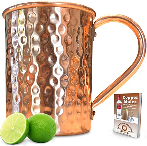 100-pure-copper-moscow-mule-mug-16-oz-hammered-premium-handcrafted-quality-with-no-inside-liner-plus