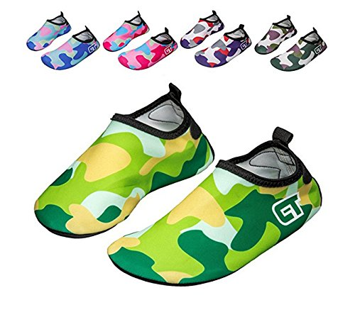 Luwint-Kids-Water-Shoes-Cute-Barefoot-Beach-Shoes-for-Pool-Swim-Surf-Yoga-Trampoline-Aqua-Socks