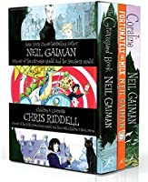 Pack: Neil Gaiman And Chris