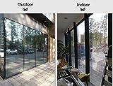Teemall Anti-UV Window Film One Way Mirror Privacy