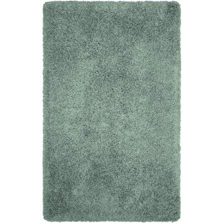 "Better Homes & Gardens Thick and Plush Nylon Bath Rug Collection, 24""x60"", Aquifer from Maples Industries Inc."