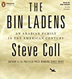 Front cover for the book The Bin Ladens: An Arabian Family in the American Century by Steve Coll