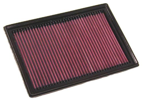 K&N 33-2293 High Performance Replacement Air Filter