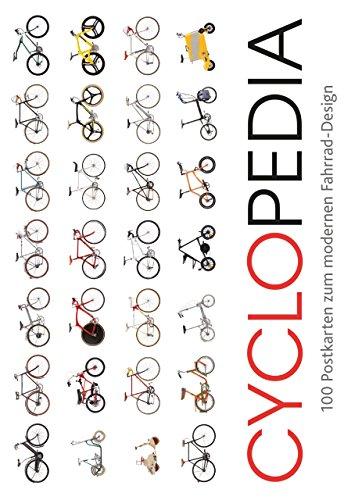Cyclopedia: 100 Postkarten zum modernen Fahrrad-Design