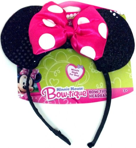 Minnie Mouse Bowtique Kids Headband Dress Up -