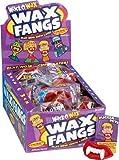 Wack-O-Wax Fangs: 24 Count