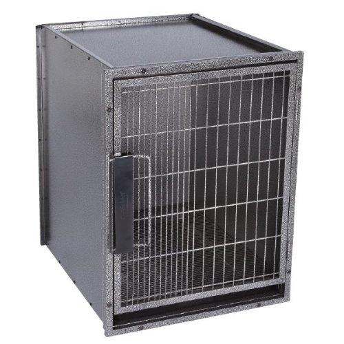 ProSelect Small Modular Kennel Cage, Graphite