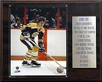 NHL Bobby Orr Boston Bruins Career Stat Plaque