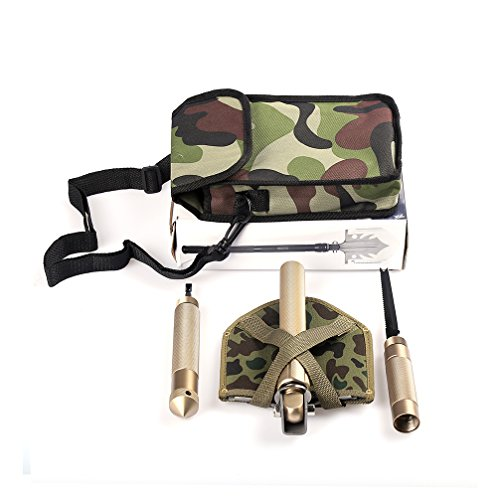 Multifunctional Emergency Entrenching Backpacking Tactical product image