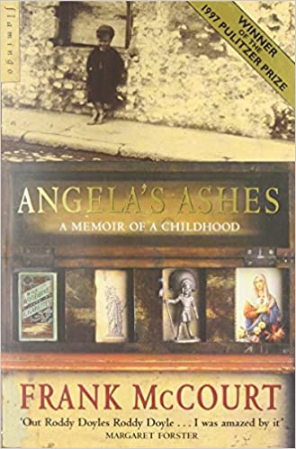 Angelas ashes book report