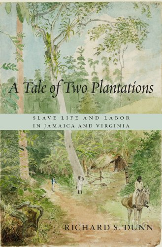 A Tale Of Two Plantations: Slave Life And Labor In Jamaica And Virginia