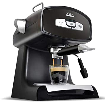 CY&Y Máquina de café, máquina de Espresso, máquina de Espresso Semi- automática casera