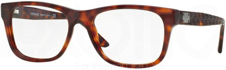 Eyeglasses Versace VE 3199 879 HAVANA