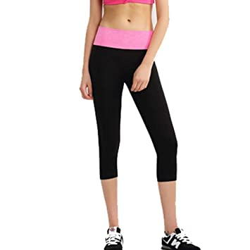Niña Leggings pantalones de yoga niña pantalones de yoga ...