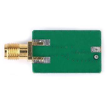 0,1 - 3200 MHz 20 db detector de módulo de RF Detector de sobre con modulación de amplitud envelope-demodulation descarga módulo de detección de la señal: ...
