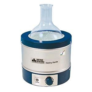 [DAIHAN] Heating Mantle Al-case, w/Control f.250ml 120V