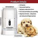 Automatic Pet Feeder, Smart Food Dispenser Dog