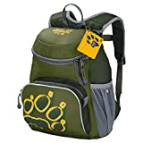 Jack Wolfskin Little Joe Small Daypack for Preschool & Kindergarden Cypress Green