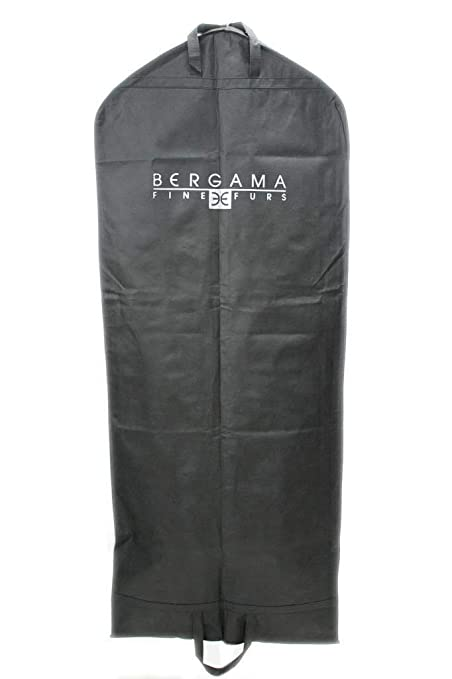 Amazon.com: Nueva Bergama Fine Pieles Long Black ...