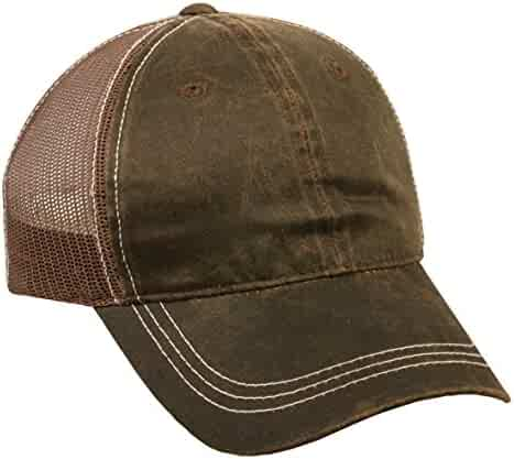 58a2dcc210b7f Custom Weathered Contrasted Stitch Trucker Cap - 144 PCS -  13.90 EA -  Promotional Product