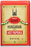 Paprika Hot (Szeged) 4 Ounce