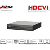 Dahua DVR 8 Canales HDCVI PENTAHIBRIDO 1080P/4MP LITE/720P/H265+/4 CH IP ADICIONALES 8+4/ IVS/SATA hasta 6TB/P2P/SMART Audio HDCVI