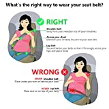 Bumper Belt Pregnancy Seat Belt Adjuster - Comfort