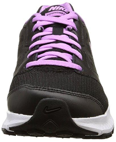 Nike Downshifter 6 MSL - Zapatillas Para Mujer Negro / Blanco / Morado