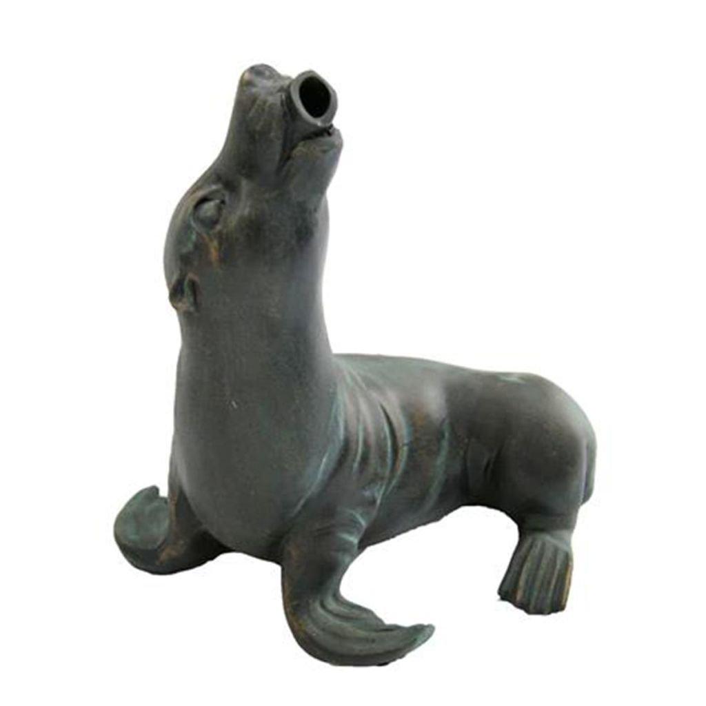 gargouille phoque h 17 cm Ubbink