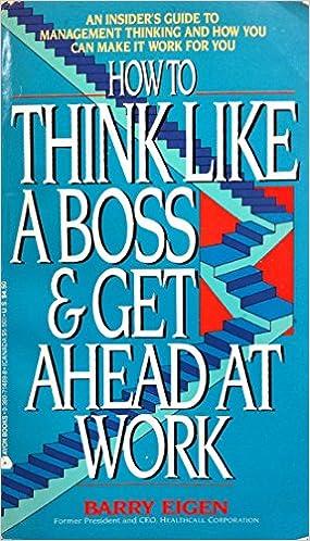 Lataa kirjoja ipadista 2 How to Think Like a Boss: And Get