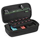 UGREEN Case for Nintendo Switch Portable Travel Carrying Case Shockproof Hard Shell Case