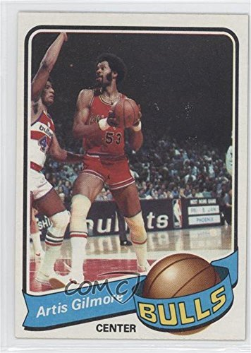 Artis Gilmore (Basketball Card) 1979-80 Topps - [Base] #25