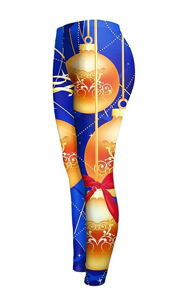 71d525240e7df6 World of Leggings Women's Christmas Holiday Festive Leggings - Shop 25  Styles at Amazon Women's Clothing store: