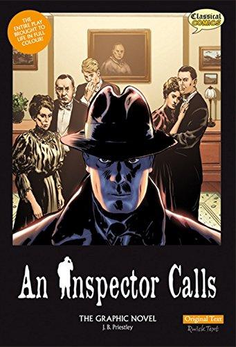 Read Online An Inspector Calls: The Graphic Novel. J.B. Priestley pdf epub