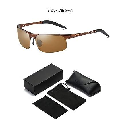 XBDOT Gafas de Sol de los Hombres polarizadas de los ...