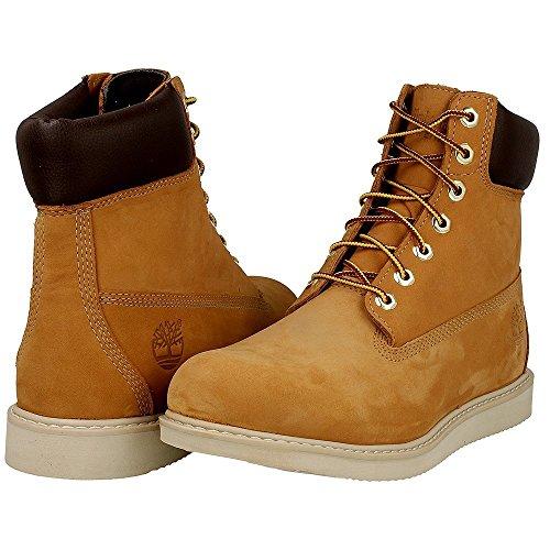 TIMBERLAND - 6-IN NEWMARKET Boot 44529 wheat Yellow 9Qzw9S2xj