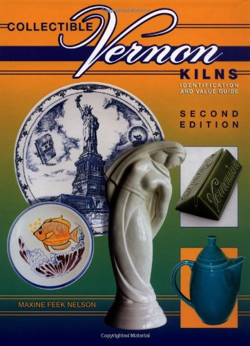Collectible Vernon Kilns, Identification and Value Guide, 2nd Edition