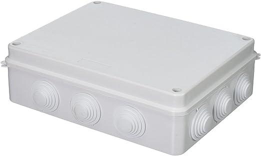 Saim haga clic para abrir vista ampliada blanco ABS IP65 12 ...