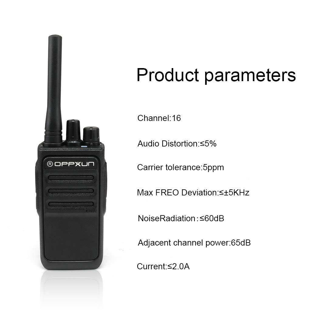 YILONG Mini walkie-Talkie portátil inalámbrica privada Drive ...