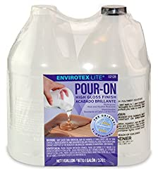 Environmental Technology 2128 128-ounce Kit Lite Pour-on, High Gloss Finish