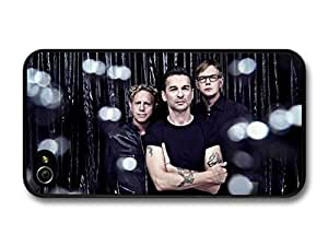 Depeche Mode Band Portrait Shining case for iPhone 4 4S