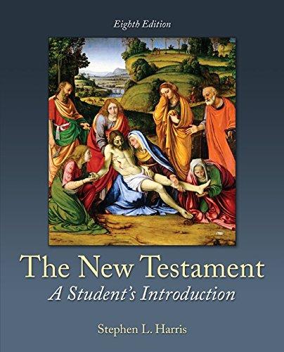 New Testament:Student's Intro.