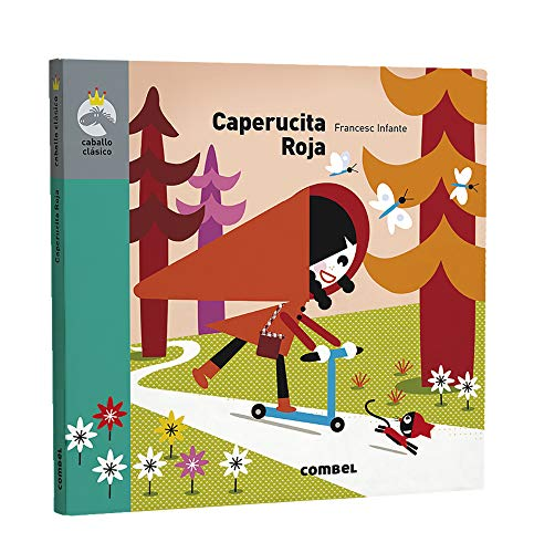 Caperucita Roja: 6 (Caballo) por Francesc Infante,Bravo de la Varga, Roberto