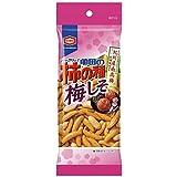 亀田製菓 亀田の柿の種梅しそ 60g×10袋