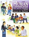 Human Communication 9780205763092