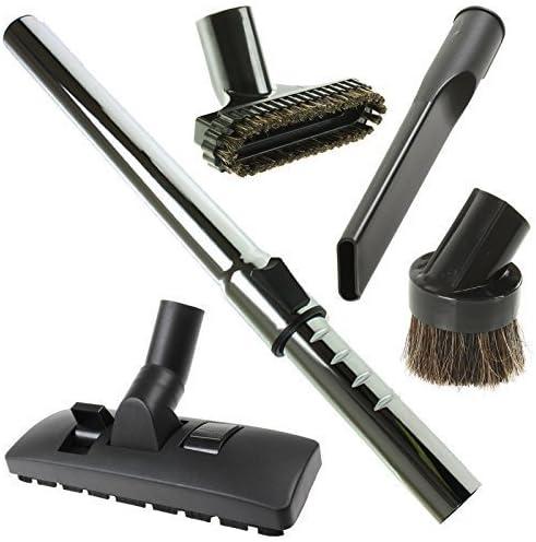 Vacspare 32 mm tubo telescópico + de la escalera, grieta, piso y espolvoreo herramientas para AEG, Sebo y aspiradoras Nilfisk: Amazon.es: Hogar