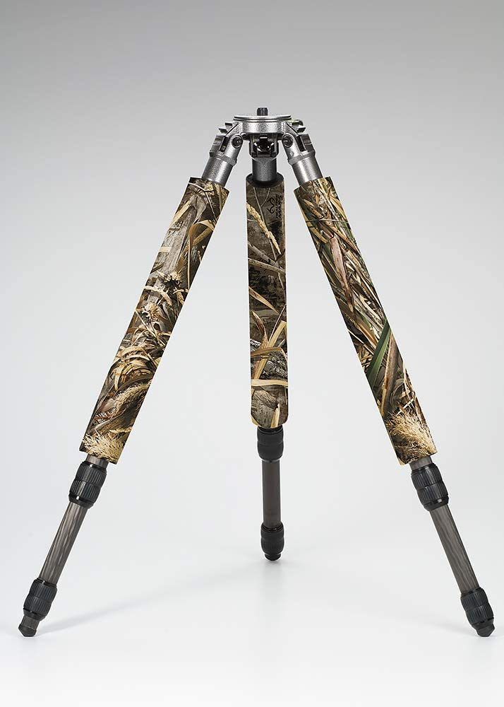 LensCoat Realtree Max5 Cover Neoprene Camera LegCoat 1548 Tripod Leg Cover Protection, Camouflage (lcg1548m5)