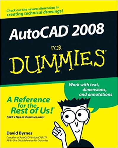 autocad 2008 for dummies ebook