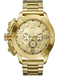 Marc Ecko Mens E20010G2 The Ironside Chronograph Movement Watch